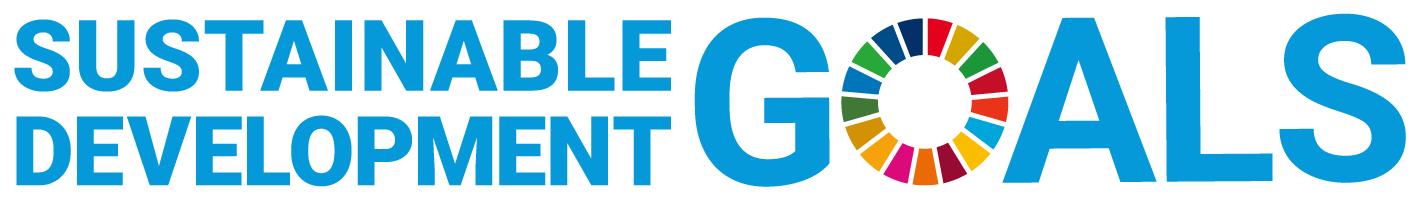 SDGsのロゴ。グリーン司法書士法人はSDGsへの取り組みを行っております。